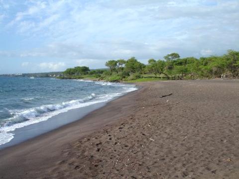 Bãi biển Oneuli, Maui.