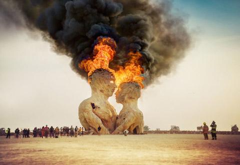 Lễ hội Burning Man, Nevada, Mỹ