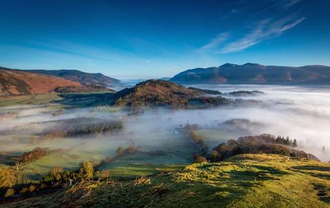 Vườn Quốc gia Lake District, Vương Quốc Anh.