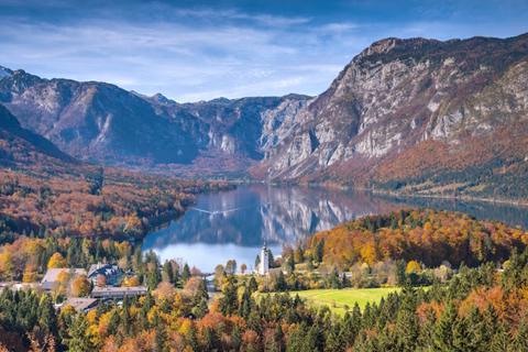 Vườn Quốc gia Triglav ở Slovenia