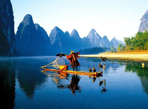 Sông Li ở Trung Quốc