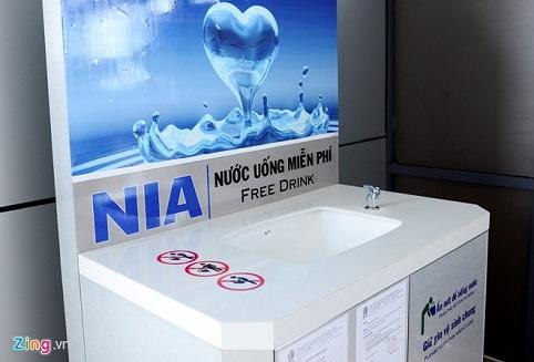 Sân bay Nội Bài đổi mới hiện đại