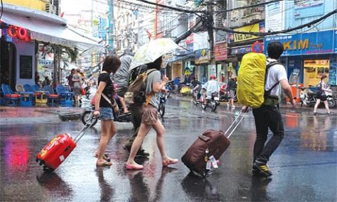 Kinh nghiệm du lịch mùa mưa