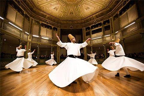 Lễ hội Mevlana – Thổ Nhĩ Kỳ