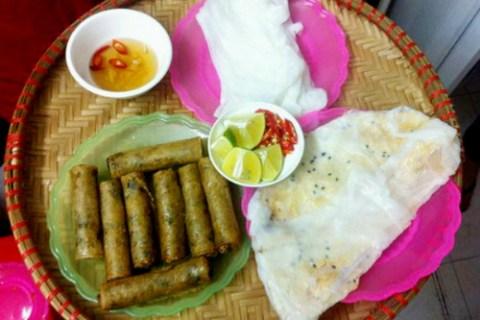 Món ngon trên các cung đường miền Trung