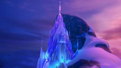 Cung điện trong Frozen
