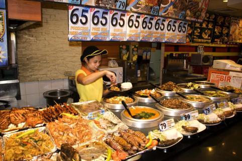 ẩm thực Manila