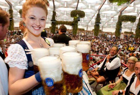 văn hóa người châu Âu trên bàn nhậu