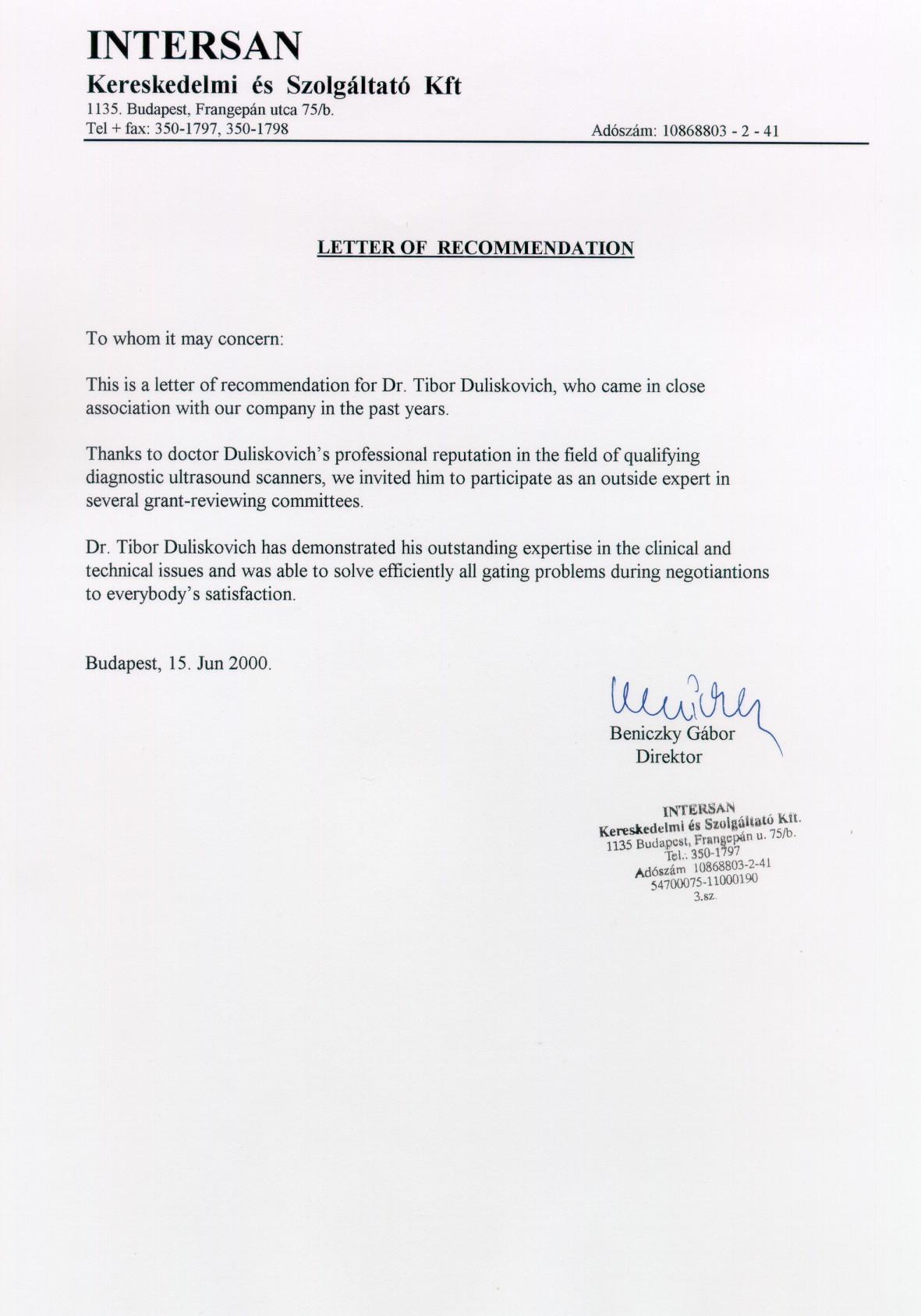 Sample reference letter for work colleague lvelegant re mendation letter for a doctor colleague spiritdancerdesigns Images