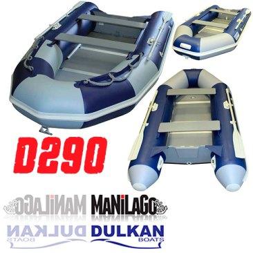 gumenjak dulkan boats d290 manilago