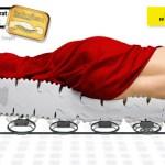 Lattoflex das Rückgrat für Ihr Bett