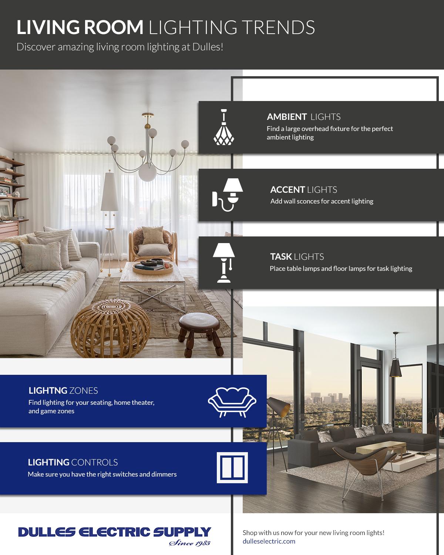 living room lighting sterling update
