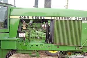 Cim-Tek Fuel Filter on John Deere