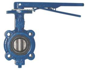 lug-style butterfly valve