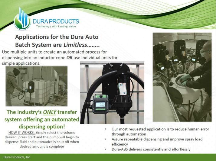 Dura Auto Batch System