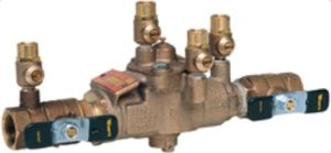 Watts Back Flow Preventer