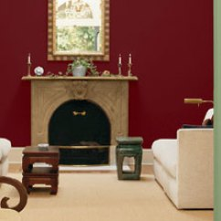 Colour Shade For Living Room Black White And Grey Decor Dulux Using The Wheel Contrasting Scheme Two Colours