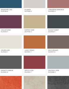 selection of darks expresses worldly exotic yet heritage aesthetic with fairer softer options providing balance also dulux colour  decor trends rh