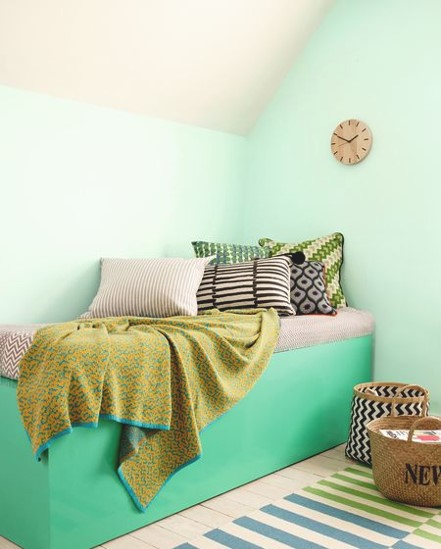 Mint Green Paint Ideas Dulux