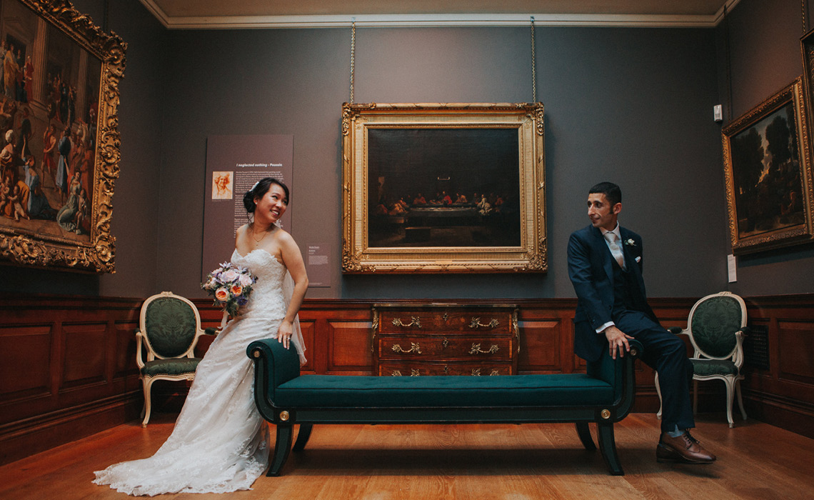 Weddings Amp Civil Ceremonies Dulwich Picture Gallery
