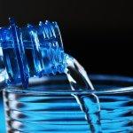 Bottle Mineral Water Glass Pour  - congerdesign / Pixabay