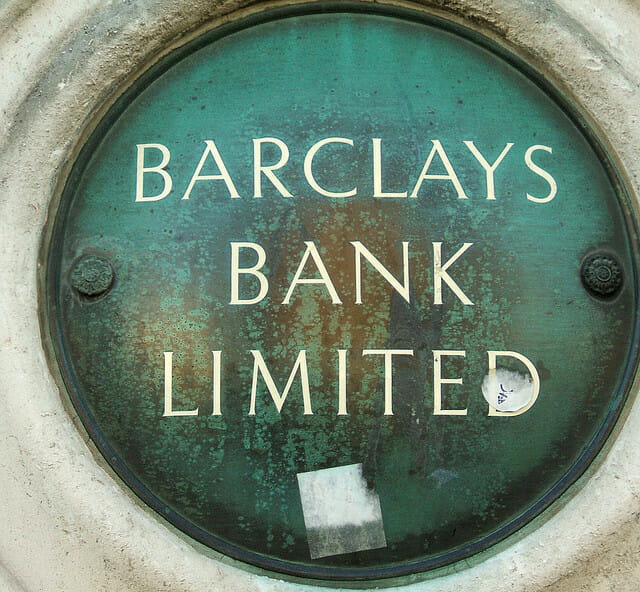 Barclays Bank Limited - Photo by Dominic Alves