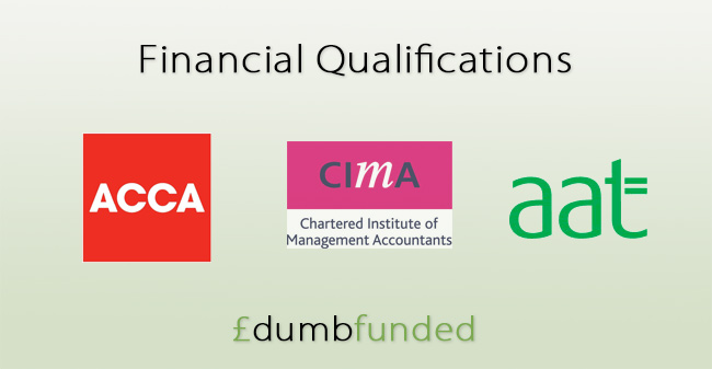 What are the Different Financial Qualifications?