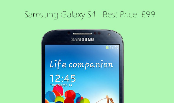 Samsung Galaxy S4 Mobile Phone