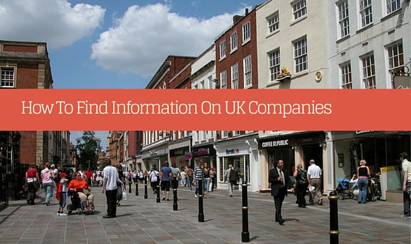 How To Find Information On UK Companies