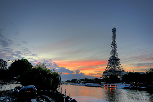 Why Hasn't The EU Terror Threat Hit Financial Markets Harder? Eiffel Tower