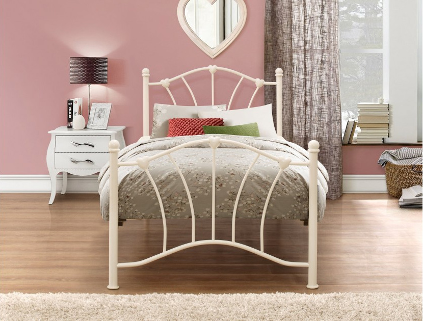 Online vouchers and discounts, giving you big savings - Cream Bedstead