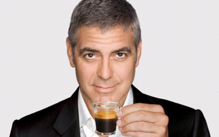XTrade and 4 Other Brands That Are Successfully Using Celebrities in Their Marketing Campaigns - George Clooney Nespresso