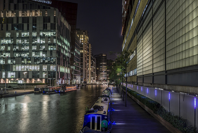 Choosing The Right Office Space For Your Business - London Paddington Basin By Luc Mercelis
