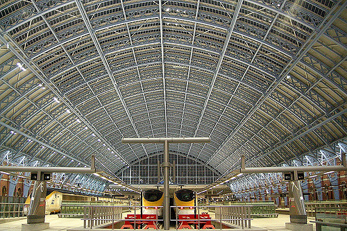 Choosing The Right Office Space For Your Business - London St Pancras Train Station By Ken Douglas
