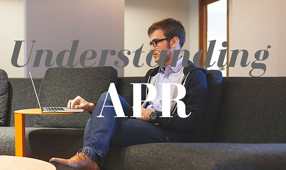 Understanding APR - Man Looking At Laptop