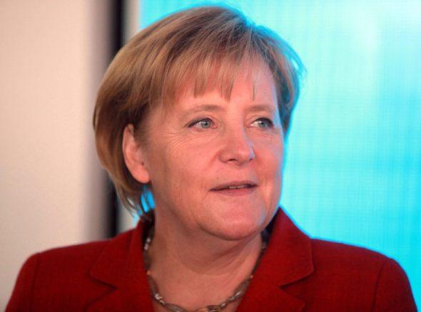 Rumours Of Deutsche Bank Rescue Plan Circulate - Angela Merkel