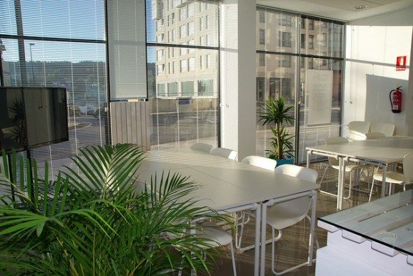 Is Your Office Space Discouraging Productivity?