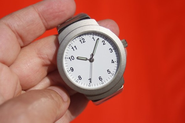 Why First Impressions Count In Business - Wrist Watch
