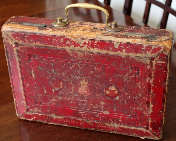 National Insurance Hike: What's It All About? - Gladstone Budget box - Via MH Treasury - Flickr