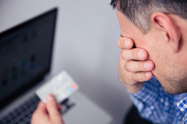 Over Your Head In Debt