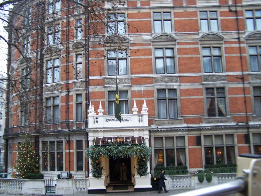 The 5 Most Insanely Luxurious Hotels in the World - Hotel Connaught