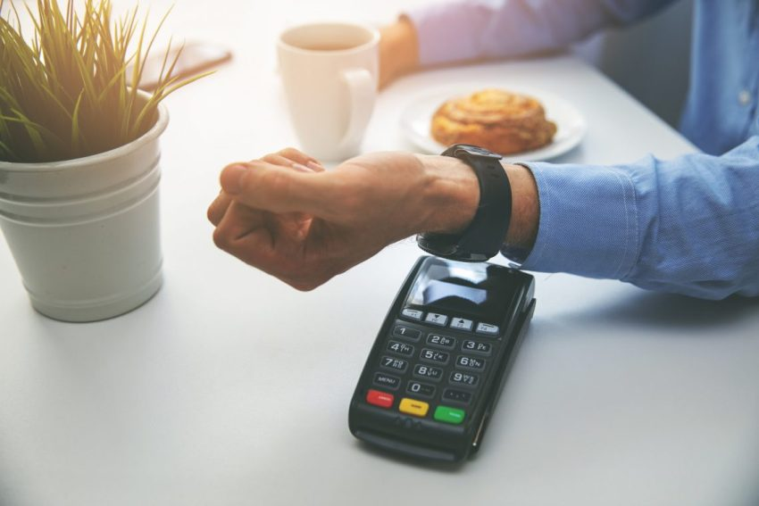 Watch Contactless Payment