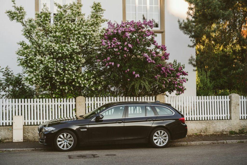 BMW Wagon