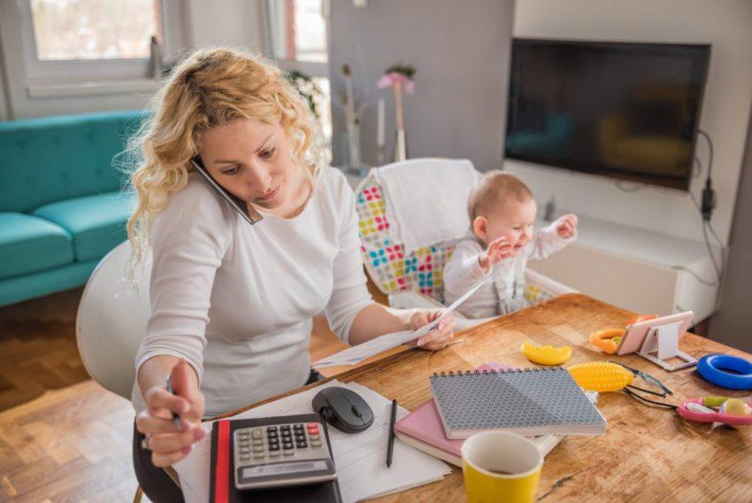 Mum, Baby, Budgeting