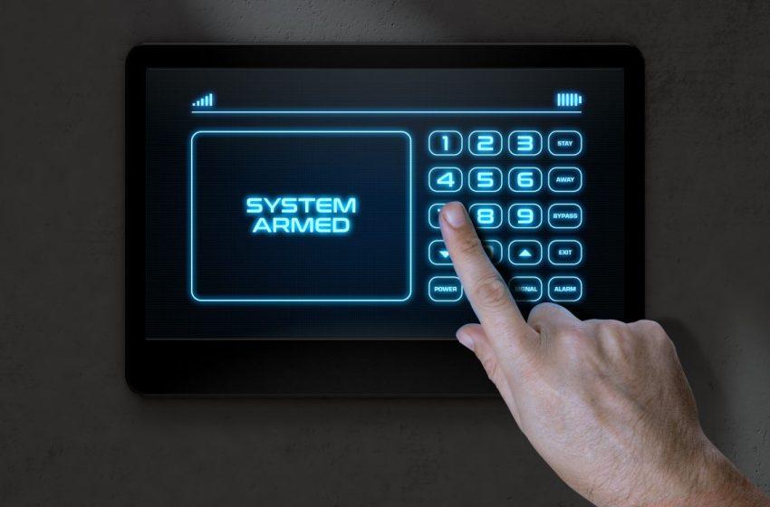 Digital Alarm System