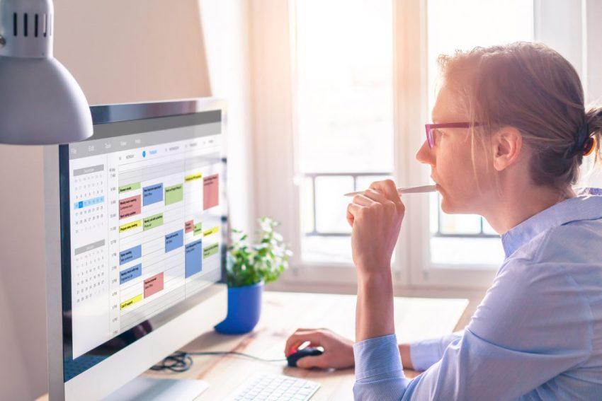Women, Organised, Computer Calendar