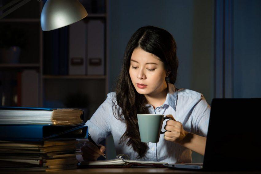 Women Working Overtime