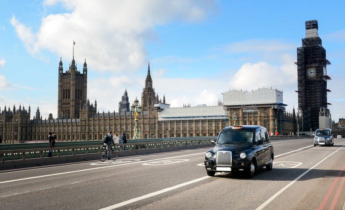 London Black Taxi