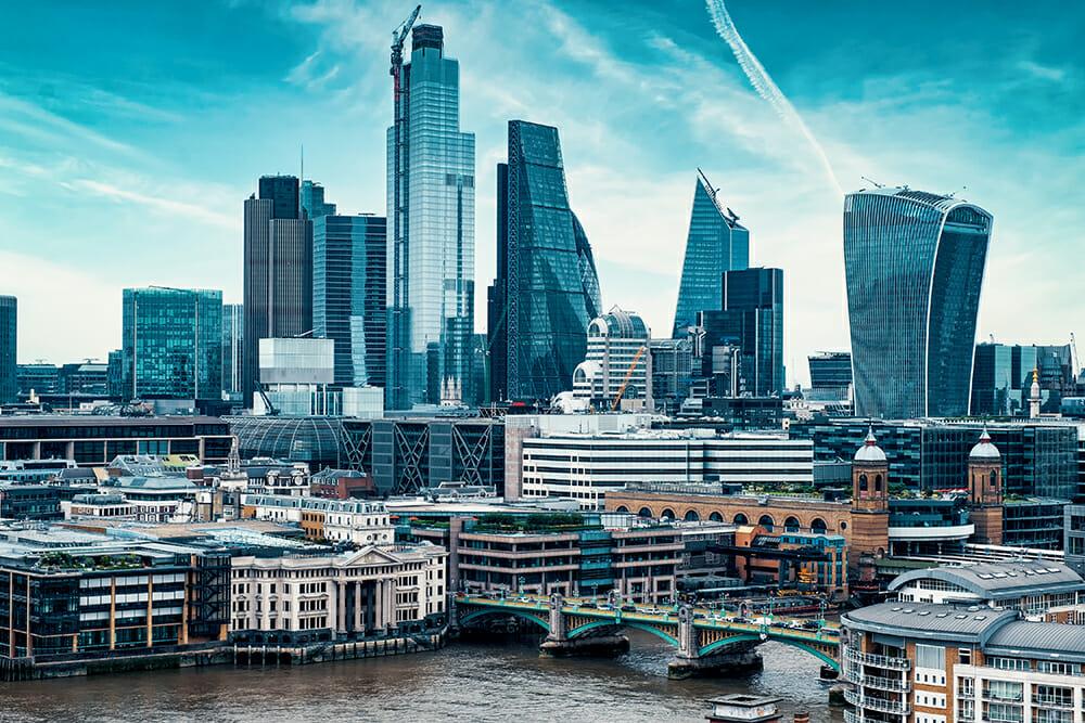 Finacial District London