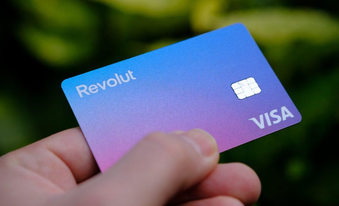 Revolut VISA card